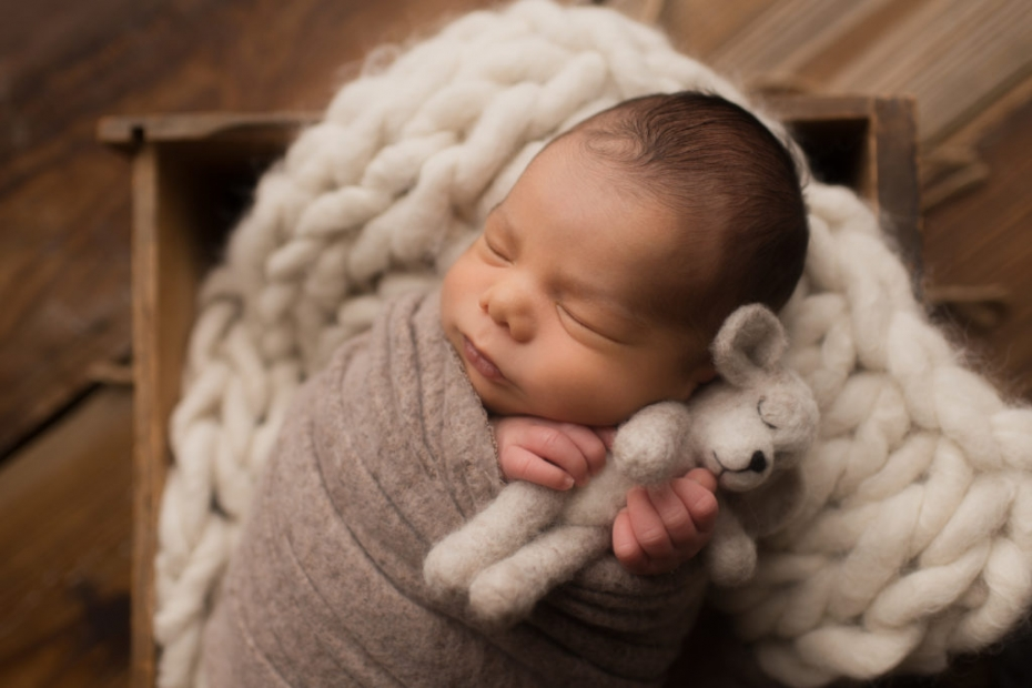 Avon Indiana newborn photographer